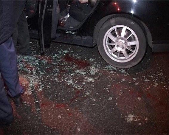 В Киеве полиция открыла производство из-за обстрела такси (ФОТО) (фото) - фото 1