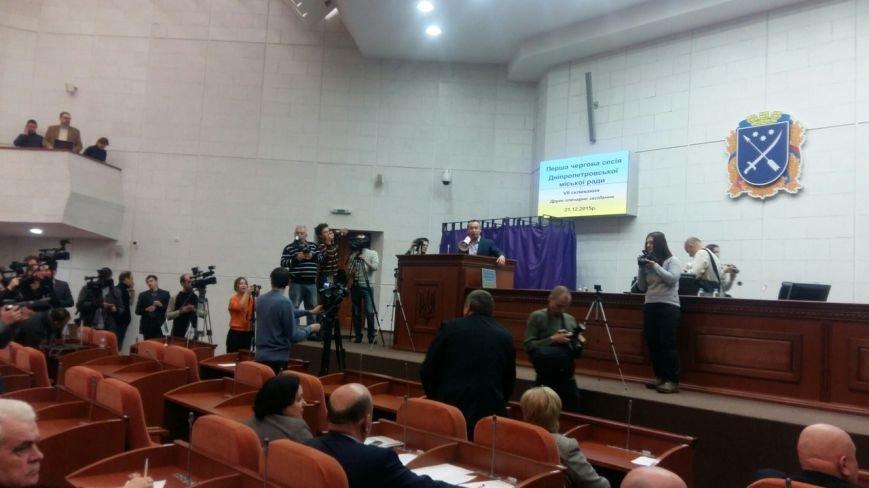 В Днепропетровске депутаты собираются выбирать секретаря горсовета. ТЕКСТОВЫЙ ОНЛАЙН, фото-3