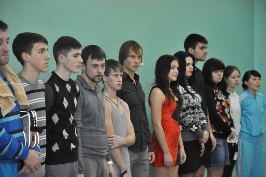 В Днепродзержинском метколледже прошли соревнования памяти Станислава Лясоты (фото) - фото 2