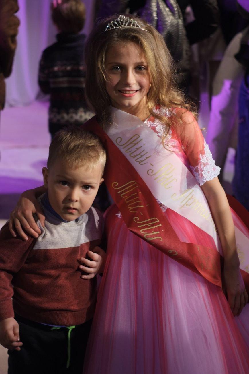 В Ужгороді обрали «Міні-міс» (фото) - фото 1