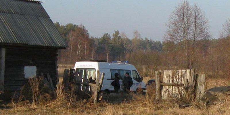 В Черниговской области ревнивый рецидивист убил двух человек и спрятался на чердаке (фото) - фото 1