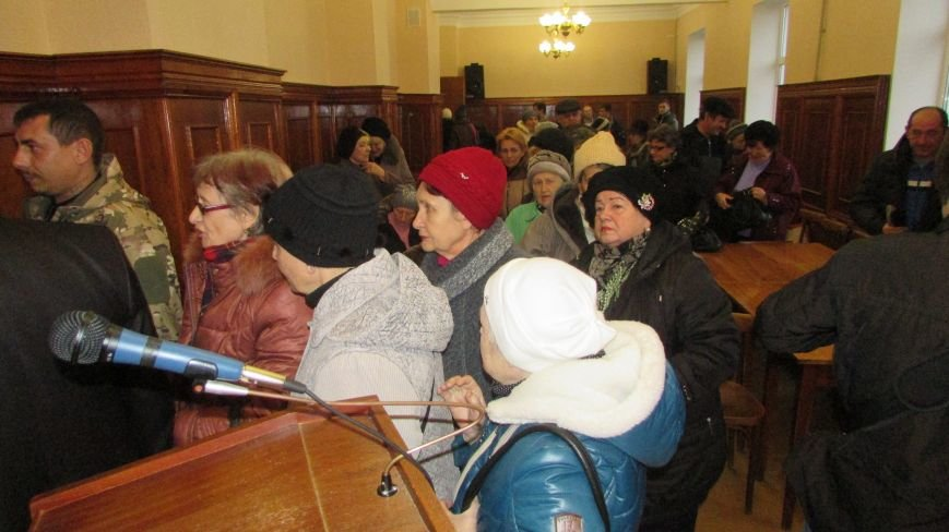 Очередной скандал на сессии Северодонецкого горсовета: заседание снова сорвано (ФОТО), фото-5