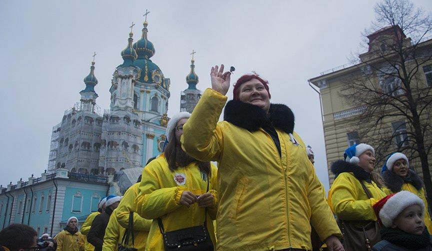 В Киеве прошел марш Святого Николая (ФОТО) (фото) - фото 1