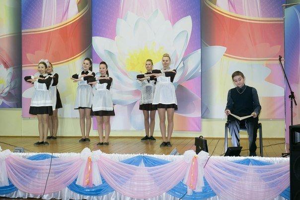 СШ№11 города Новополоцка принимала поздравления в день своего 30-летия (фото) - фото 1