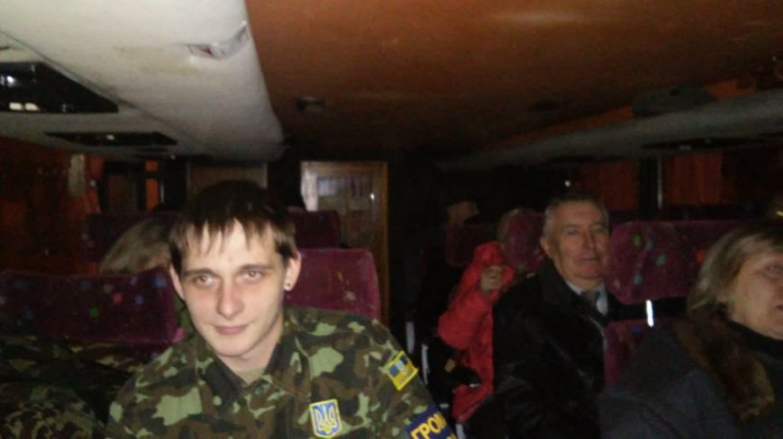 Сотни криворожан выехали в столицу,  чтобы обратиться к  депутатам  Верховной Рады (ФОТО), фото-1