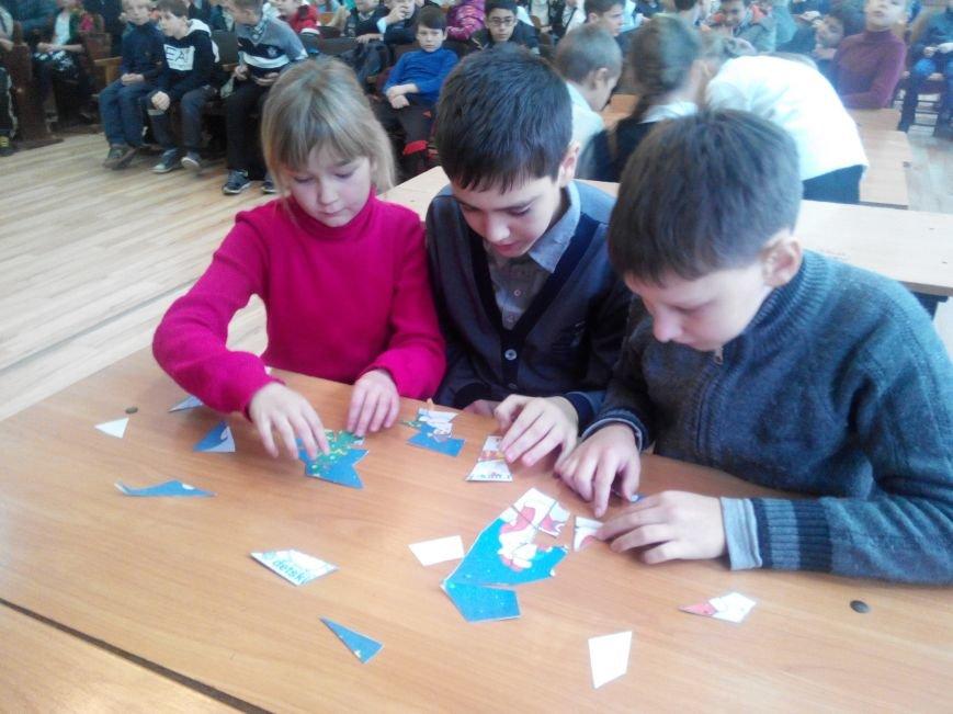 В Алупке школьникам рассказали рассказали о Святом Угоднике Николае Чудотворце (фото) - фото 1