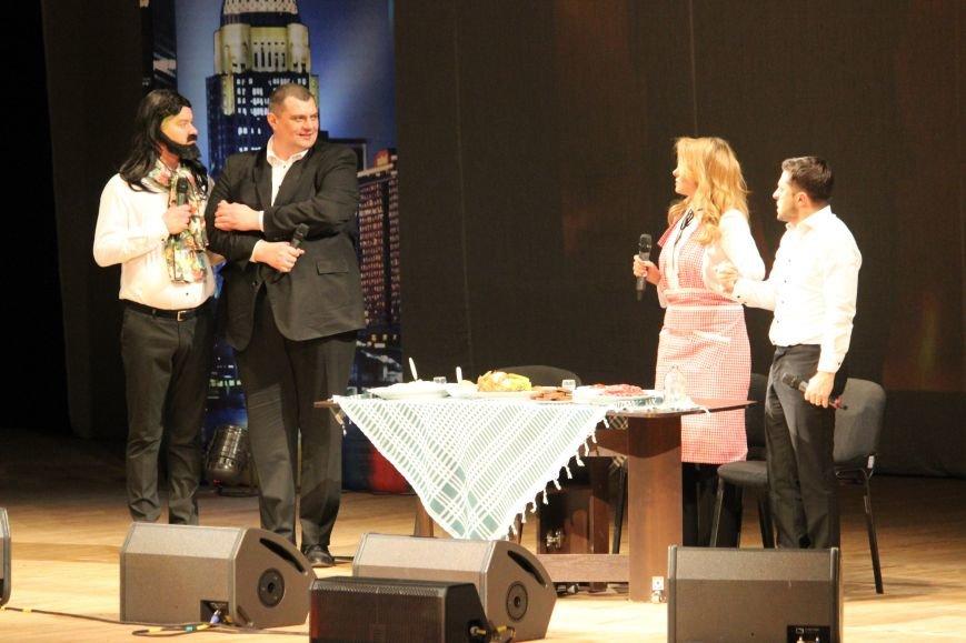 """В оперном смех не утихал весь вечер: в Днепропетровске прошёл концерт """"Квартал-95"""" (ФОТО, ВИДЕО), фото-1"""