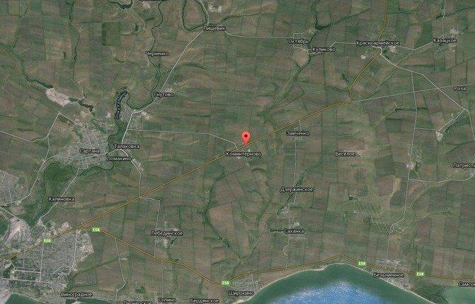 """Боевики """"ДНР"""" на бронетехнике зашли в Коминтерново. В  Мариуполе войска приведены в боевую готовность. Под Коминтерново обнаружены установ..., фото-1"""