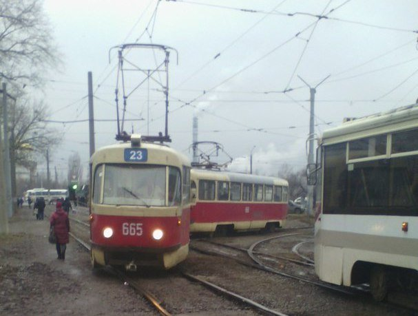 В Харькове произошел очередной