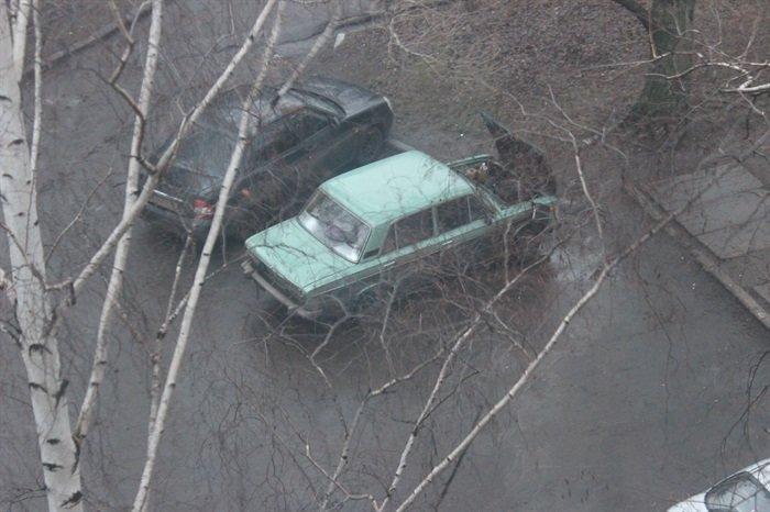 Водителям Красноармейска: пока вы спите в вашем автомобиле может не хватить аккумулятора (фото) - фото 1