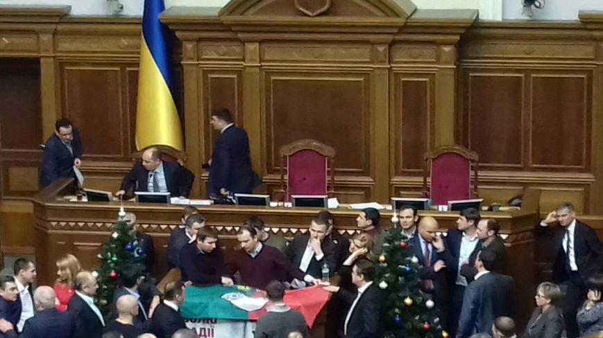 Владимир Гройсман объявил перерыв в заседании Верховной Рады, фото-2