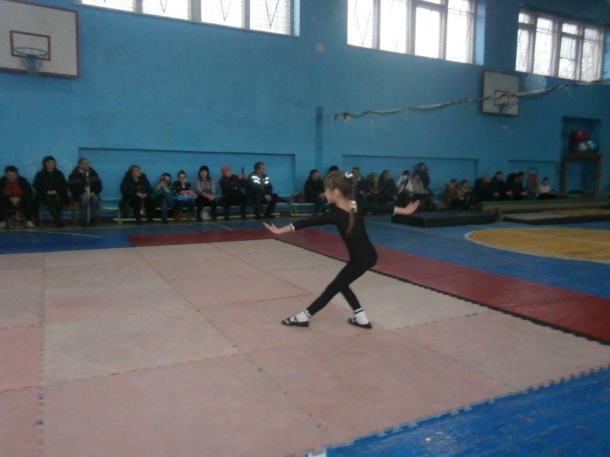 В Доброполье прошли соревнования по спортивной гимнастике (ФОТО) (фото) - фото 1