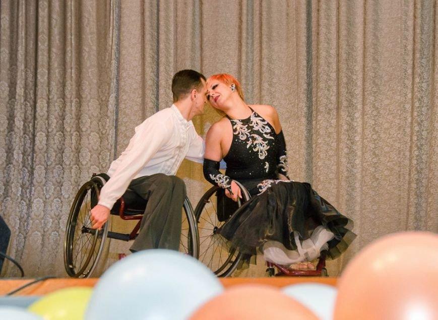 В Краматорске инвалиды показывали свои таланты, фото-6