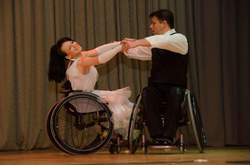 В Краматорске инвалиды показывали свои таланты, фото-4