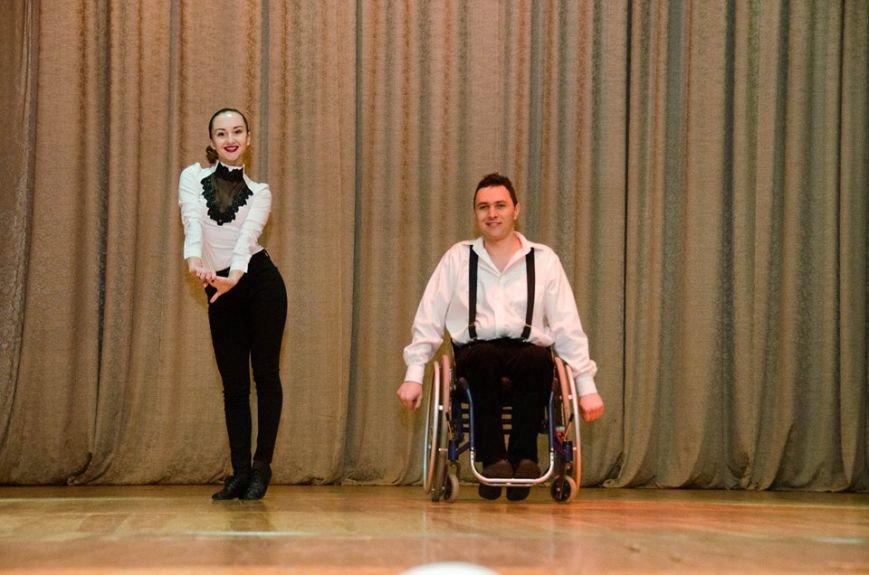 В Краматорске инвалиды показывали свои таланты, фото-3