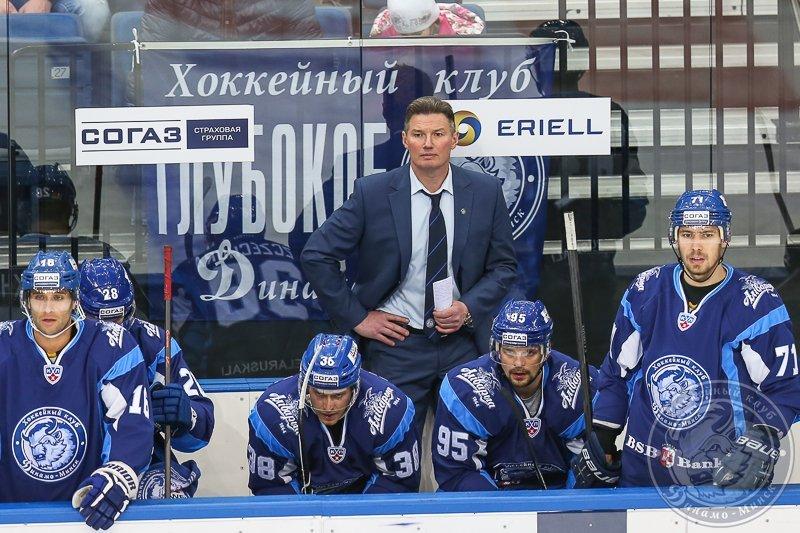 Уроженец Витебска официально стал главным тренером хоккейного минского «Динамо» (фото) - фото 1