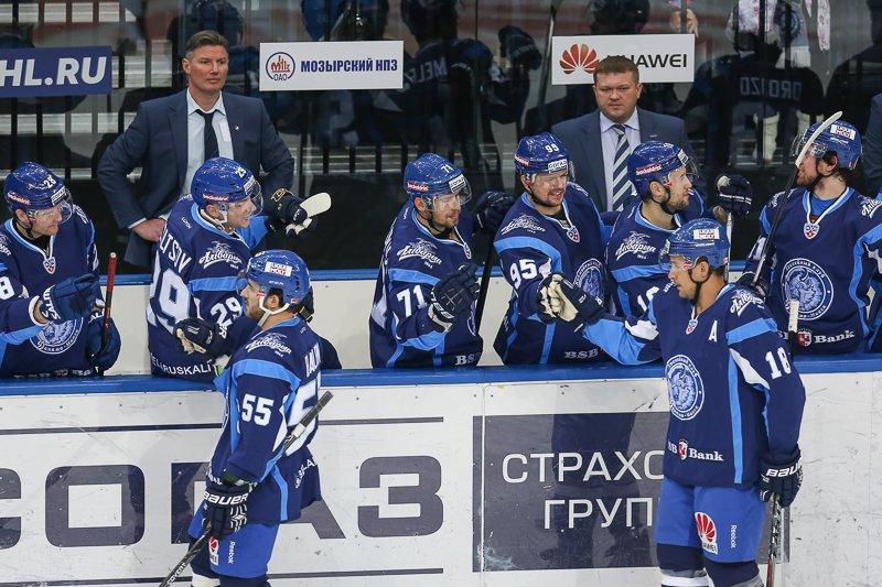 Уроженец Витебска официально стал главным тренером хоккейного минского «Динамо», фото-1