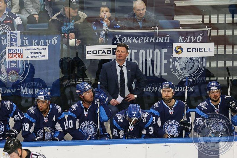 Уроженец Витебска официально стал главным тренером хоккейного минского «Динамо», фото-2