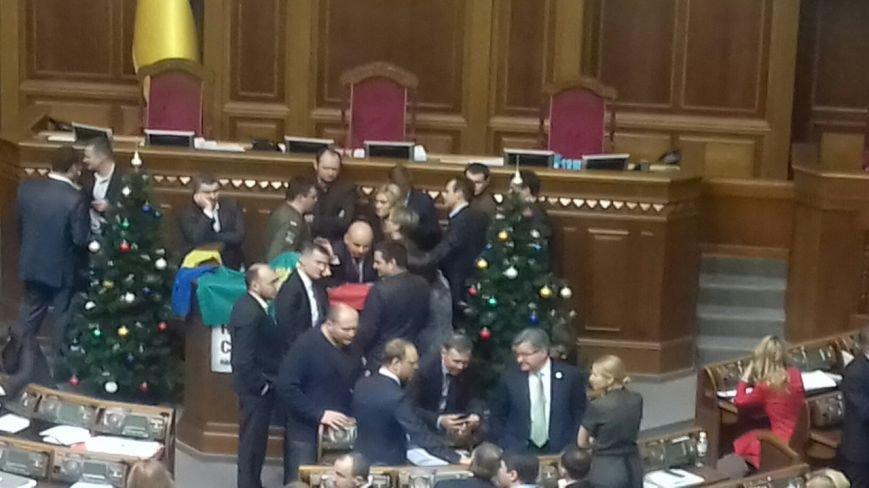Спикер Верховной Рады пообещал рассмотреть вопрос Кривого Рога сегодня (ФОТО), фото-3