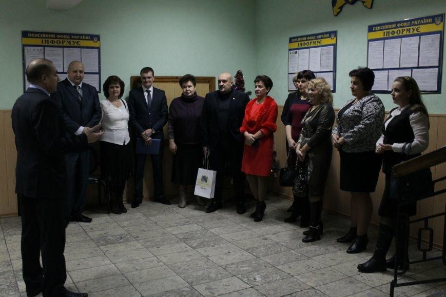 В добропольском управлении Пенсионного фонда прошел День открытых дверей (ФОТО), фото-1