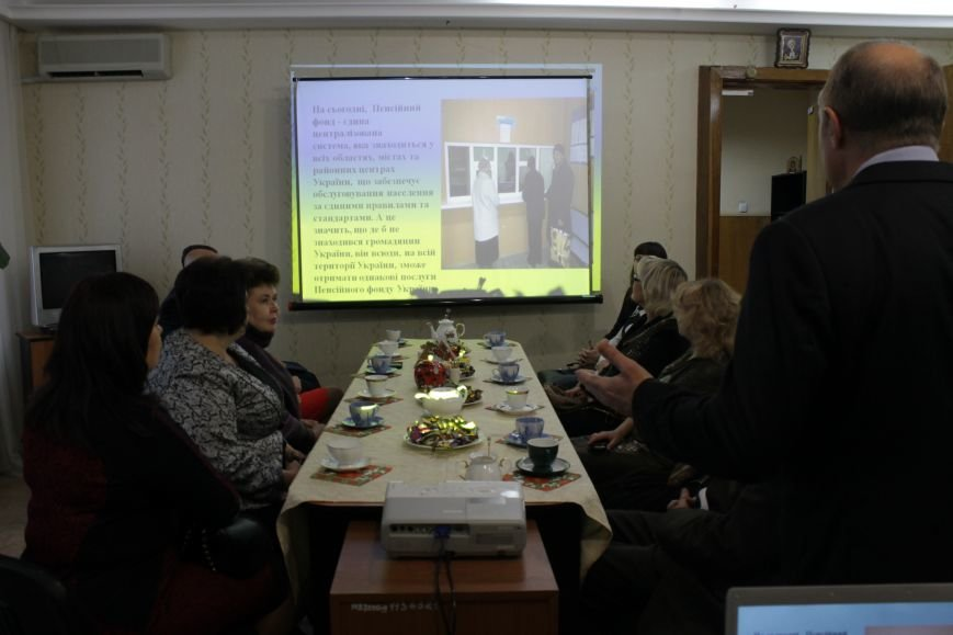 В добропольском управлении Пенсионного фонда прошел День открытых дверей (ФОТО), фото-5
