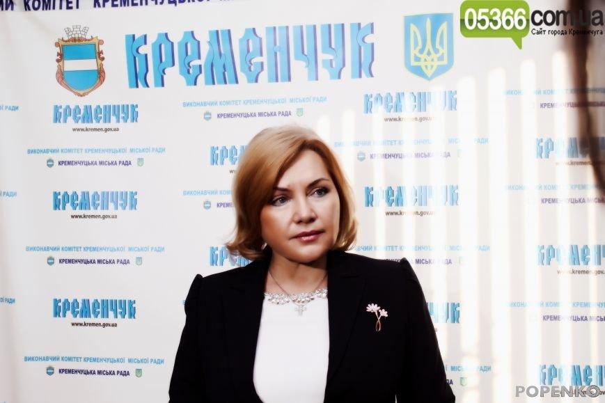 У Кременчук приїхала Оксана Білозір і привезла допомогу родинам бійців АТО (ФОТО) (фото) - фото 2