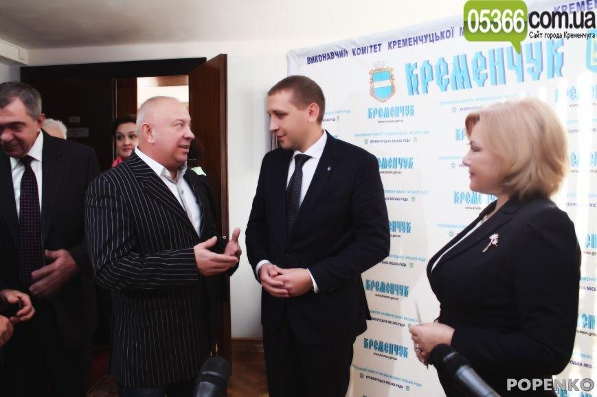У Кременчук приїхала Оксана Білозір і привезла допомогу родинам бійців АТО (ФОТО) (фото) - фото 3