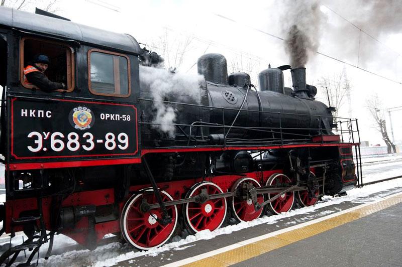 Детдомовцев Батайска и Азова покатают на благотворительном ретро-паровозе (фото) - фото 1