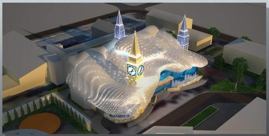 В феврале в Симферополе начнется снос здания Крымского театра кукол. Новый обещают построить за 3 года (ФОТО) (фото) - фото 1
