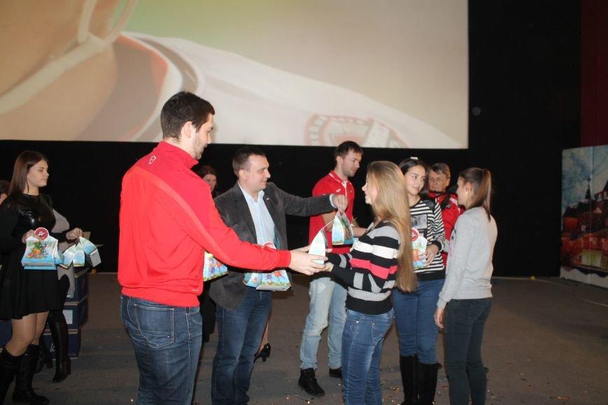 Хоккеисты «Донбасса» встретились со школьниками Артемовска-Бахмута, фото-5