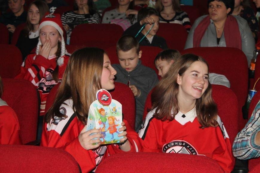 Хоккеисты «Донбасса» встретились со школьниками Артемовска-Бахмута, фото-6