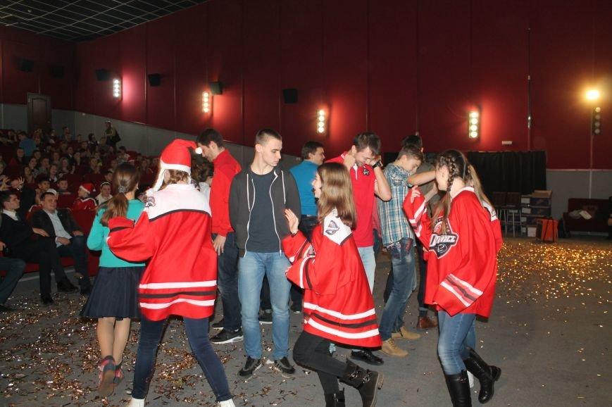 Хоккеисты «Донбасса» встретились со школьниками Артемовска-Бахмута, фото-7