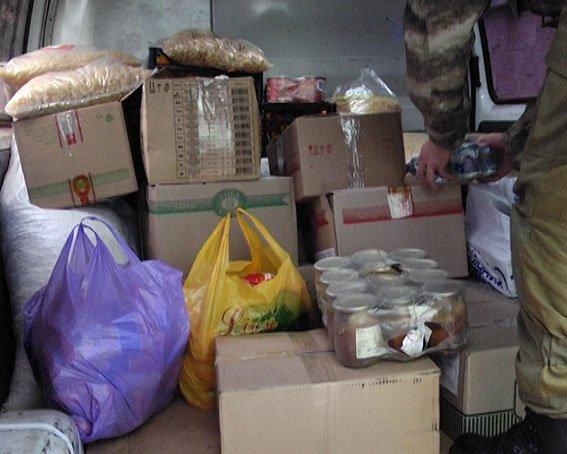 Харьковские полицейские отправили помощь своим сослуживцам в зону АТО (ФОТО) (фото) - фото 1