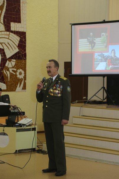 В кадетской семье СШ№4 прибыло или, Как давали торжественное обещание новоиспеченные новополоцкие кадеты (фото) - фото 3