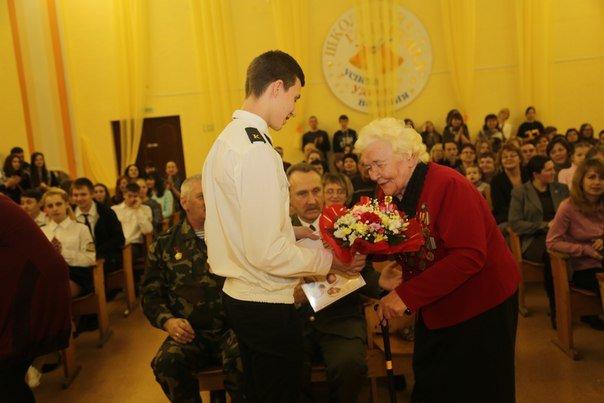 В кадетской семье СШ№4 прибыло или, Как давали торжественное обещание новоиспеченные новополоцкие кадеты (фото) - фото 2
