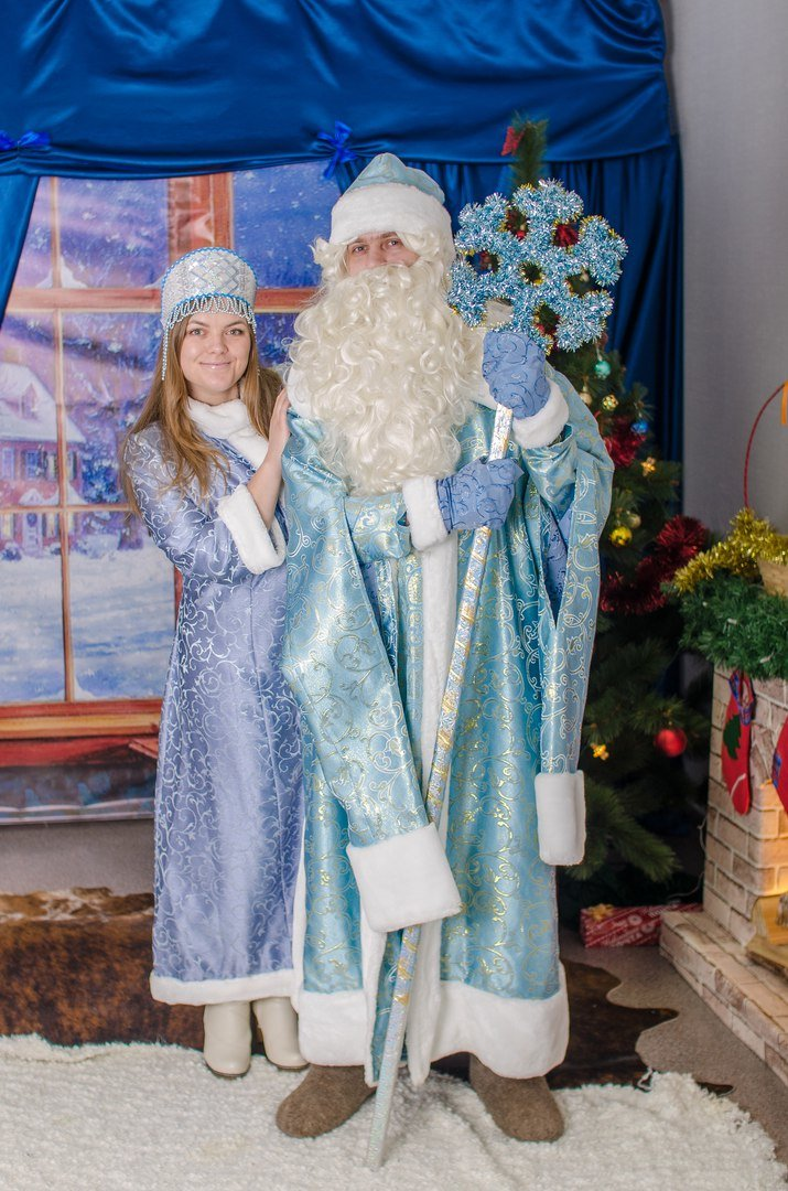 Сыктывкарские Дед Мороз и Снегурочка рассказали о своем необычном хобби (фото) - фото 2