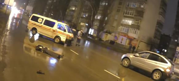 В Сумах насмерть сбили пешехода (ФОТО+ВИДЕО) (фото) - фото 2