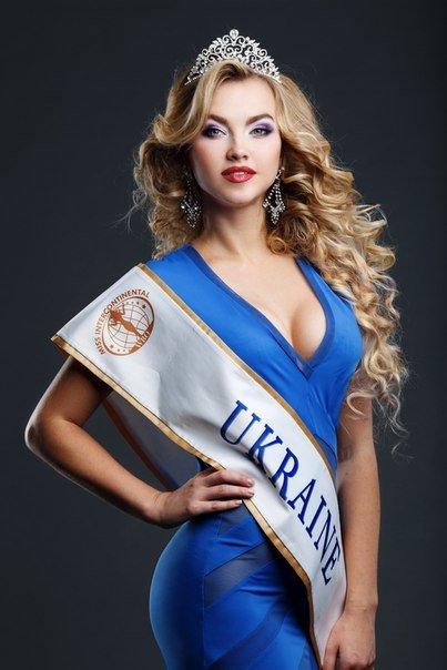 Днепропетровчанка вошла в ТОП-15 самых красивых девушек планеты (ФОТО) (фото) - фото 1