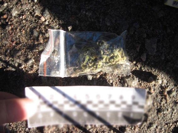 В Чернигове мужчина лишился наркотиков на четверть миллиона гривен (фото) - фото 1