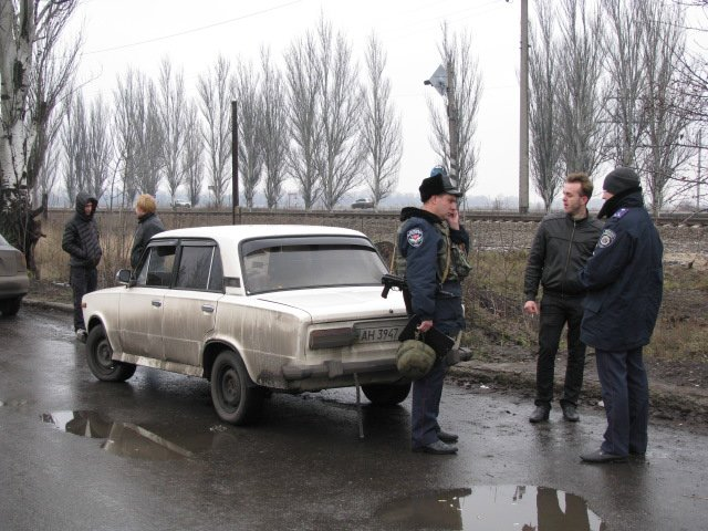 Оперативная отработка в Доброполье, фото-1