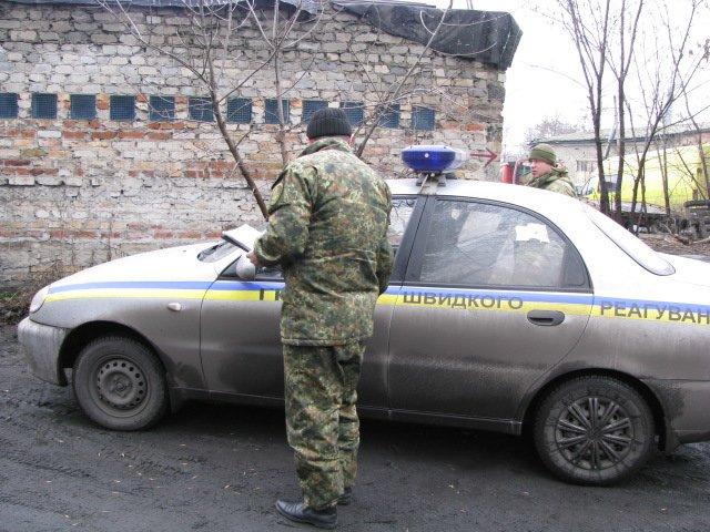 Оперативная отработка в Доброполье, фото-10