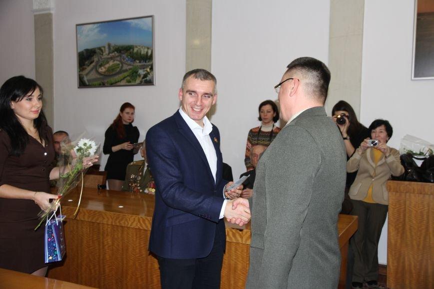 Николаевские афганцы получили награды (ФОТОРЕПОРТАЖ), фото-25