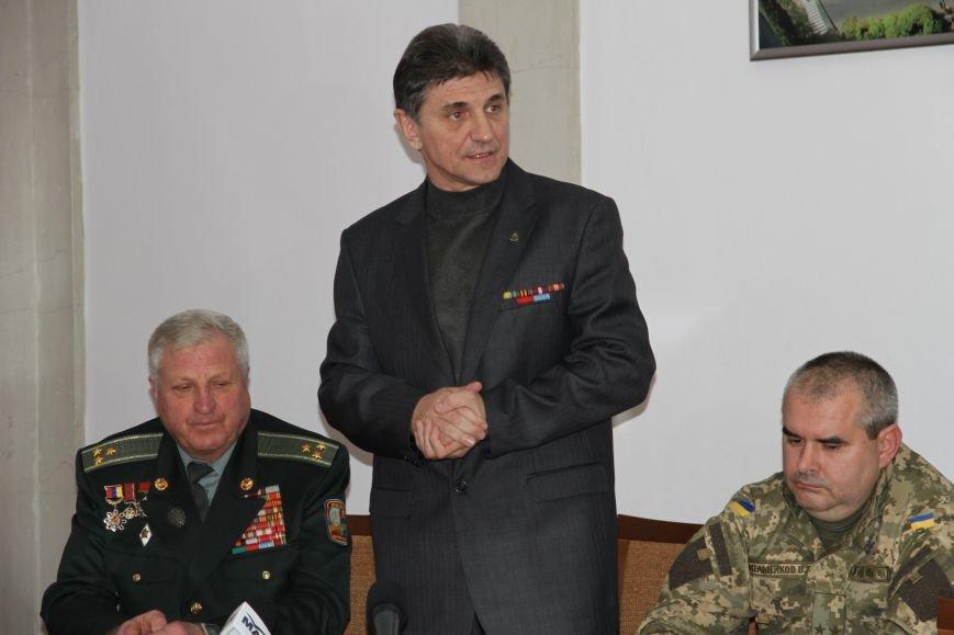 Николаевские афганцы получили награды (ФОТОРЕПОРТАЖ), фото-11