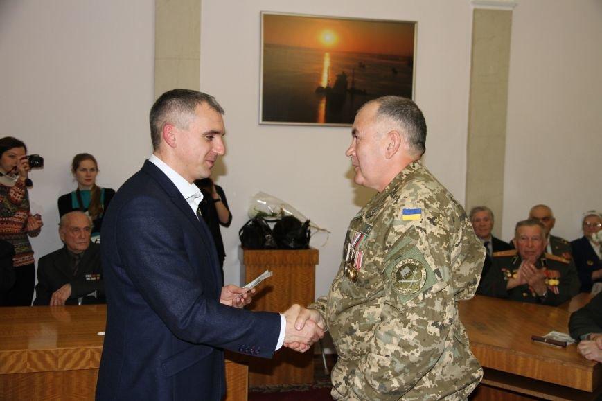 Николаевские афганцы получили награды (ФОТОРЕПОРТАЖ), фото-23