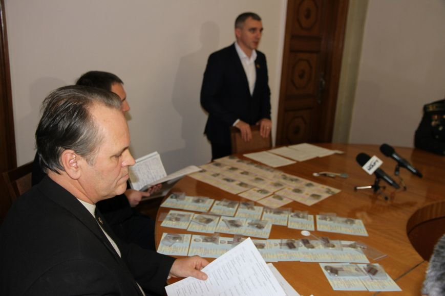 Николаевские афганцы получили награды (ФОТОРЕПОРТАЖ), фото-6
