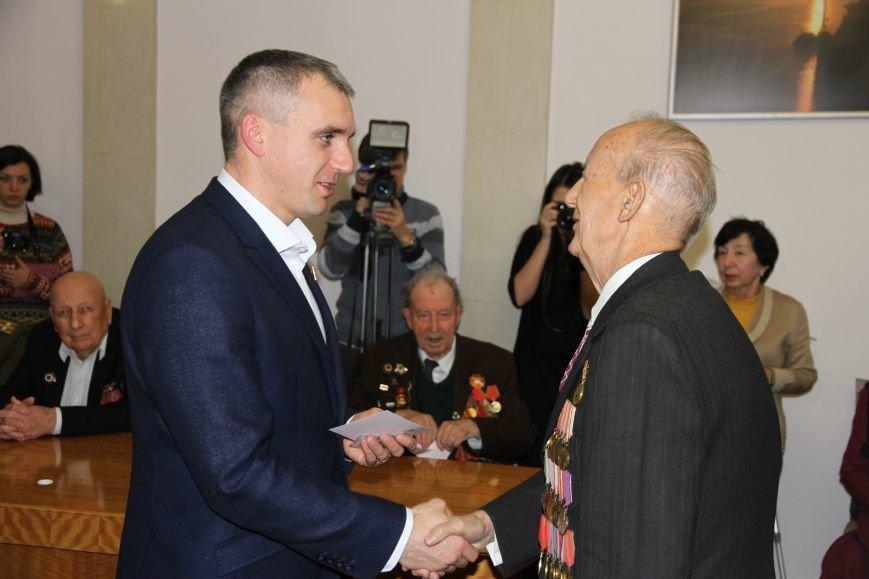 Николаевские афганцы получили награды (ФОТОРЕПОРТАЖ), фото-14