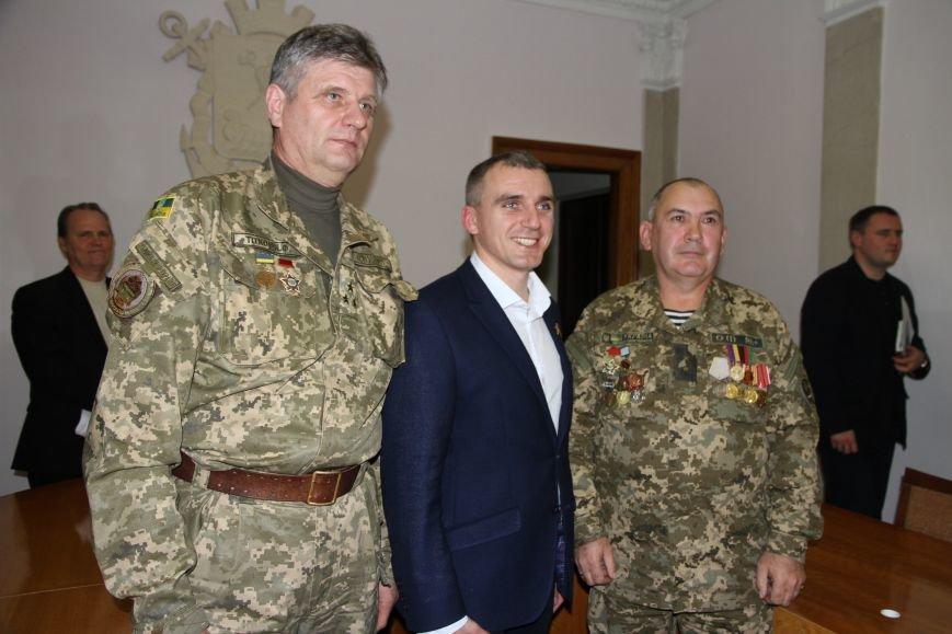 Николаевские афганцы получили награды (ФОТОРЕПОРТАЖ), фото-28