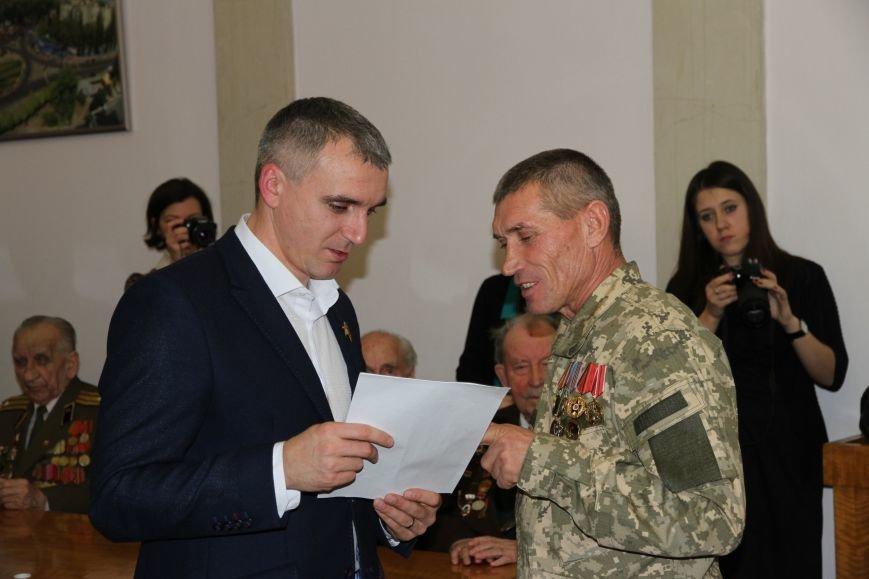 Николаевские афганцы получили награды (ФОТОРЕПОРТАЖ), фото-22