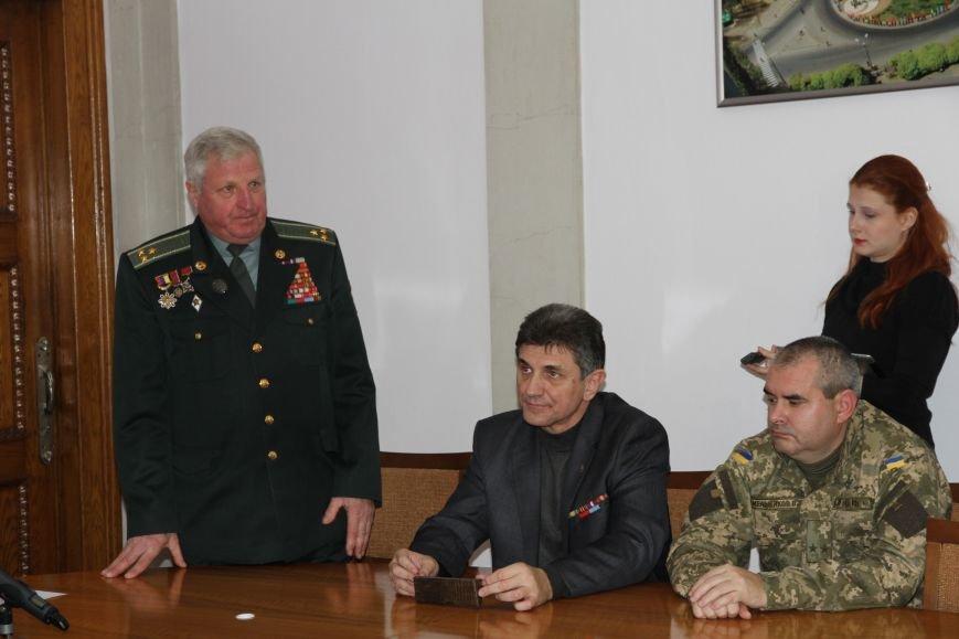 Николаевские афганцы получили награды (ФОТОРЕПОРТАЖ), фото-9