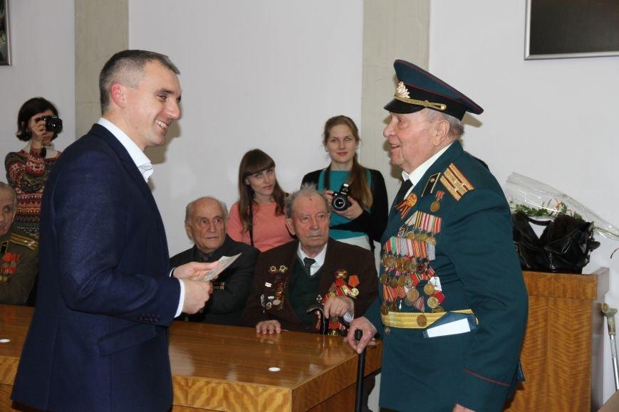 Николаевские афганцы получили награды (ФОТОРЕПОРТАЖ), фото-19
